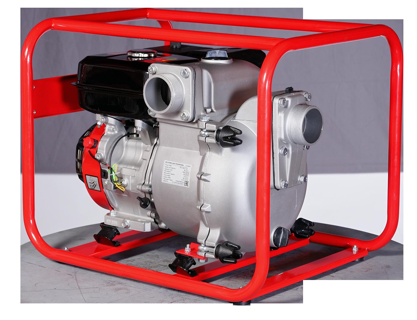 Модель для сильнозагрязненной воды FUBAG PG 950T