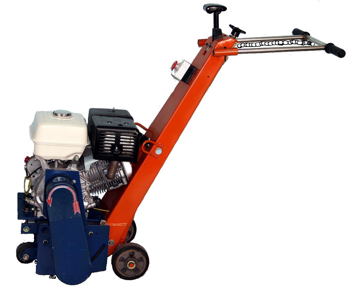 Модель с бензиновым двигателем
